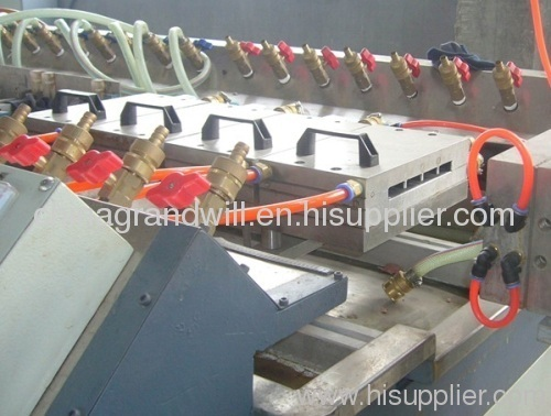 Deck WPC Profile Production Line
