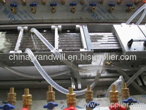 Handrail WPC Profile Production Line