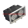 LED Grill Light Double Head 7x2W