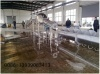 high efficient chicken feet or paws peeling line, peeling machine 0086-13939083413