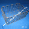 stainless steel metal turnover container