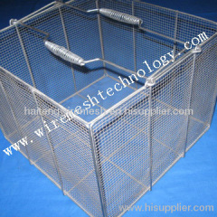 Metal wire mesh Basket (manufacturer)