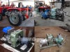 ENGINE WINCH/Cable Drum Winch