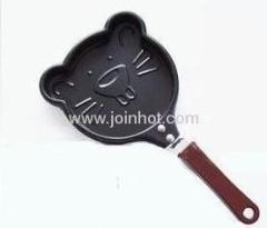 4 inch Fly egg baking cake tool non stick frying pan