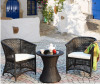 PE rattan furniture bar set