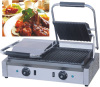 Sandwich Machine double Plate Griddle two Contact Grill