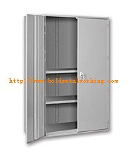 Sheet Metal Storage Cabinet