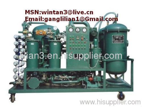 Lubricating regeneration oil purifier,good oil filtration