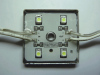 Metal shell 4 leds 3528 SMD Square module