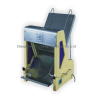 Toast slicer/ SJQ-31 blades slicing toast machine/Bread slicer/ SJQ-31 Toast slicer