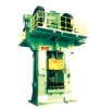 J67 double-disc friction brick press