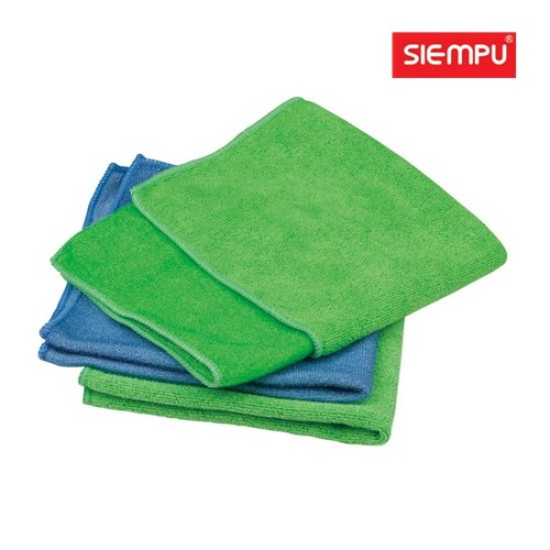 Microfiber PE Car Cleaning Cloth (XQC-C026)