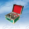 portable digital flow, pressure and temperature display hydraulic tester