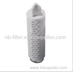 Hydrophobic PTFE Pleated Membrane Filter