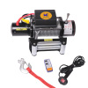 12000lb cable pulling winch 12v