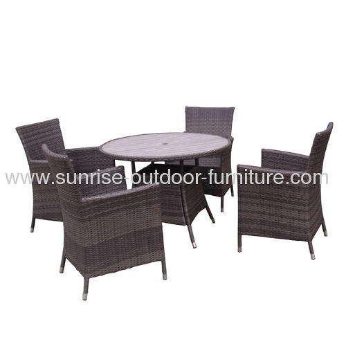 HOT promotion outdoor wicker sofa set