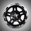 16 INCH 4X4 INCUBUS TRAILER WHEEL RIM TUNING WHEEL AFTERMARKET WHEEL