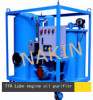 TYA Vacuum Lubricating Oil Filtration Equipment