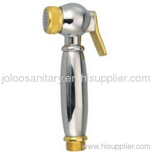 Brass CE certification Toilet Hand-held Bidet Shower
