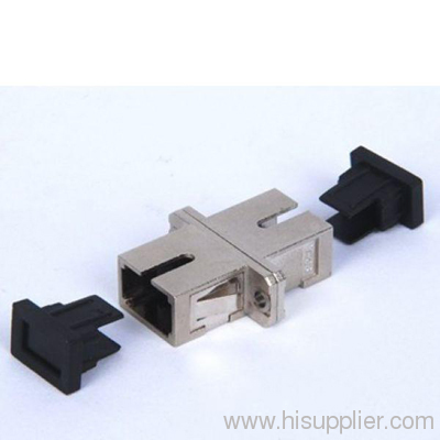 Fiber Optic Adapter with FC, SC, ST, LC, MU, E2000 and DIN Adapters Type