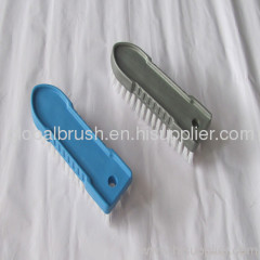 HQ8105 plastic durble hand clothes brush,household washing brush,laundry cleaning tool