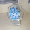 Clear Custom Exquisite Acrylic Trophy Plexiglass Award Lucite Award