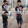 2012 Fashionable Men Short Shirt 50205