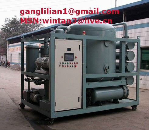 Ultra-high Voltage Oil treatment equipment/oil filter