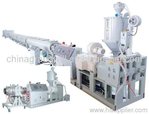 Water Supply HDPE Pipe Extrusion Line