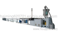 3-Layers PPR glass fiber reinforced pipe production line