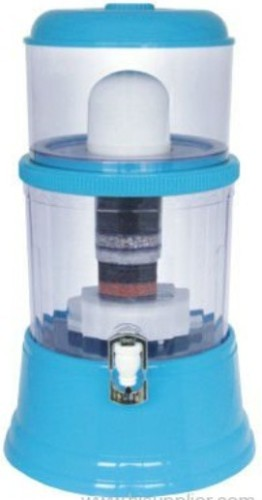 14L and blue color mineral water pot