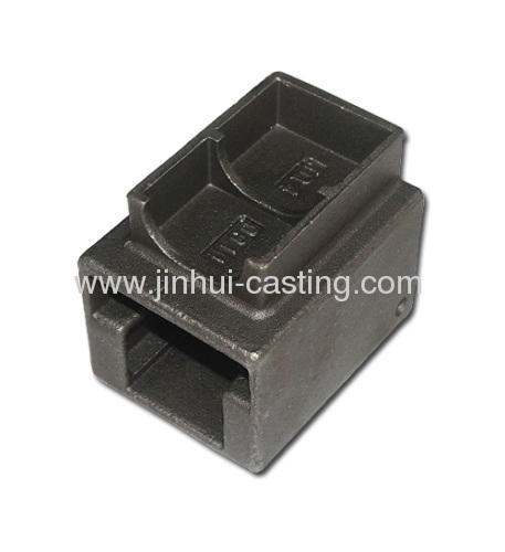 Lost Wax Alloy Steel Casting Machinery Fittings