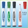 Promotional dry erase markers