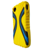 EVA iPhone 4/4s Case Yellow Dynamic