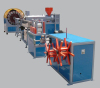 PVC soft pipe extrusion line