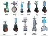supply all kinds of high & middle pressure valve