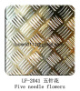 stainless steel embossed sheet/plate