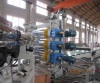 High strength PP plastic plate production line