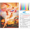 Waterproof Art Canvas Matt Double side pure cotton Fabric