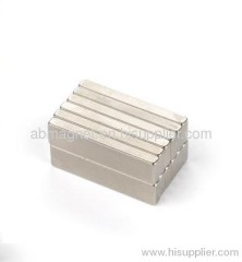 Sintered NdFeB Bar Magnets