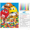 Non-woven Waterproof Canvas Fabric Art Canvas