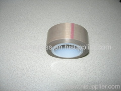 PTFE coated fiberglass fabric makes adhesive tapes