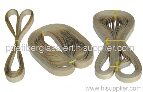 PTFE coated seamless belt