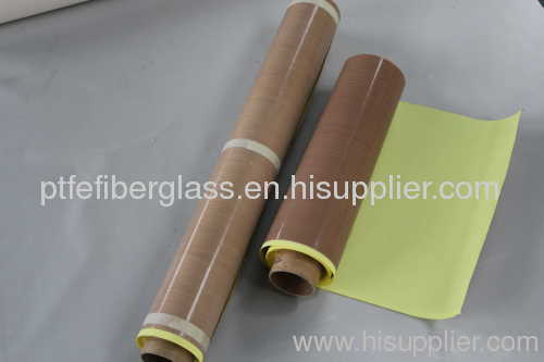 PTFE coated Fiberglass Adhesive fabric