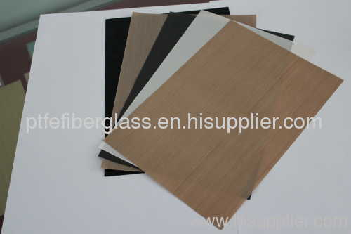 High temperature PTFE coated Fiberglass Fabric