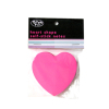 Heart shape memo pad