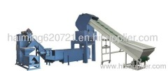 PP/PE Plastic recycled machine