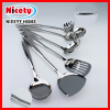 stainless steel 6pcs kitchenware set