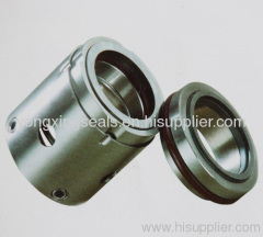 Single Seal unbalanced mechanical seal 104