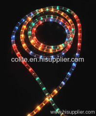 2wire round led rope light